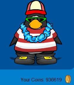 Rare Member Penguin!
