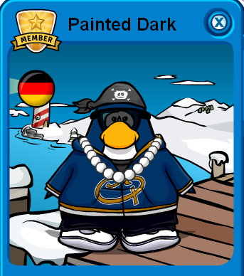 This is my penguin guys!