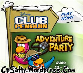 Club Penguin Adventure Party Sneak Peek!