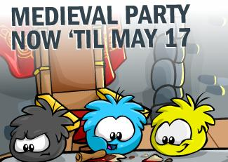 Medieval Party Info!!