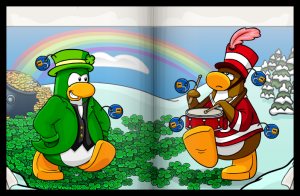new club penguin series 3 treasure book spoilers cheats